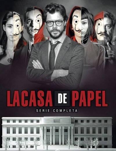 Money Heist ( La Casa De Papel ) Spanish Tv Series Review - Guru Shetty