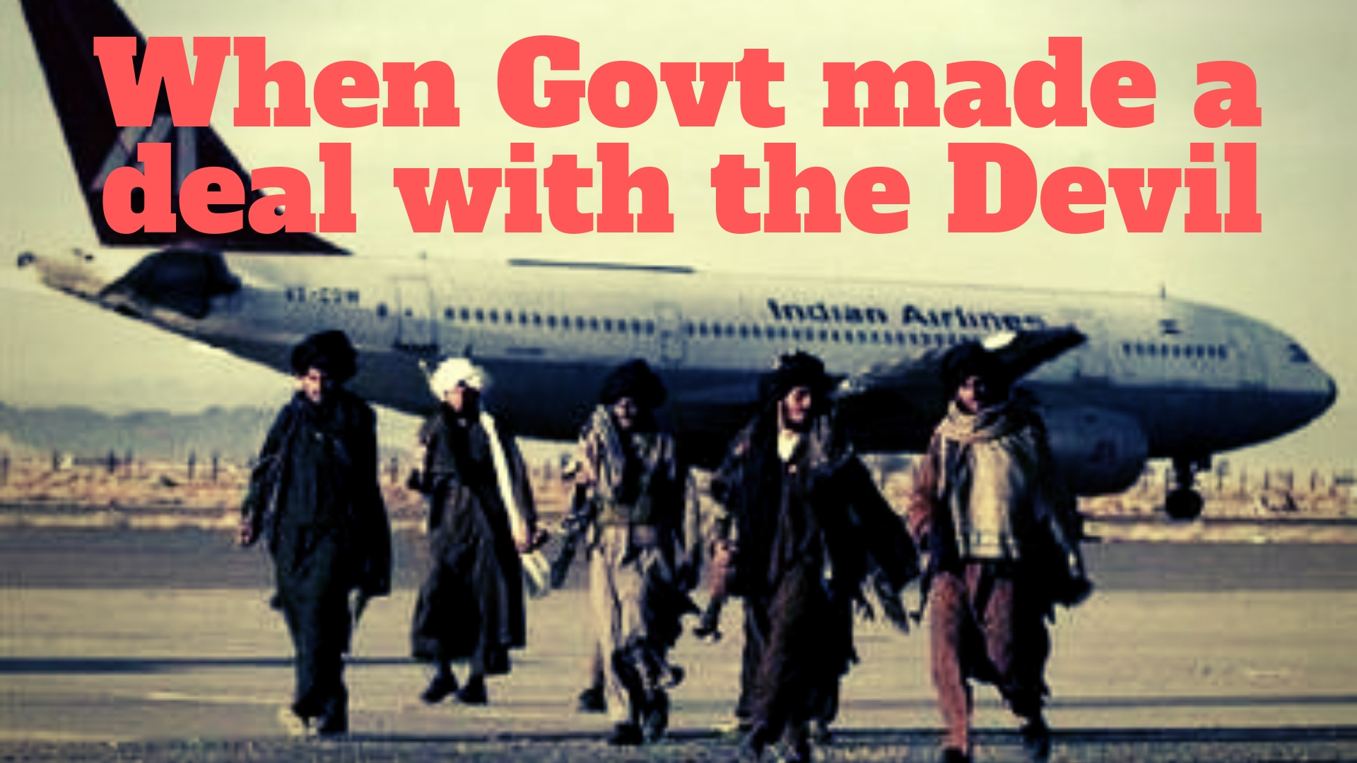 When Govt made a deal with the Devil - Guru Shetty